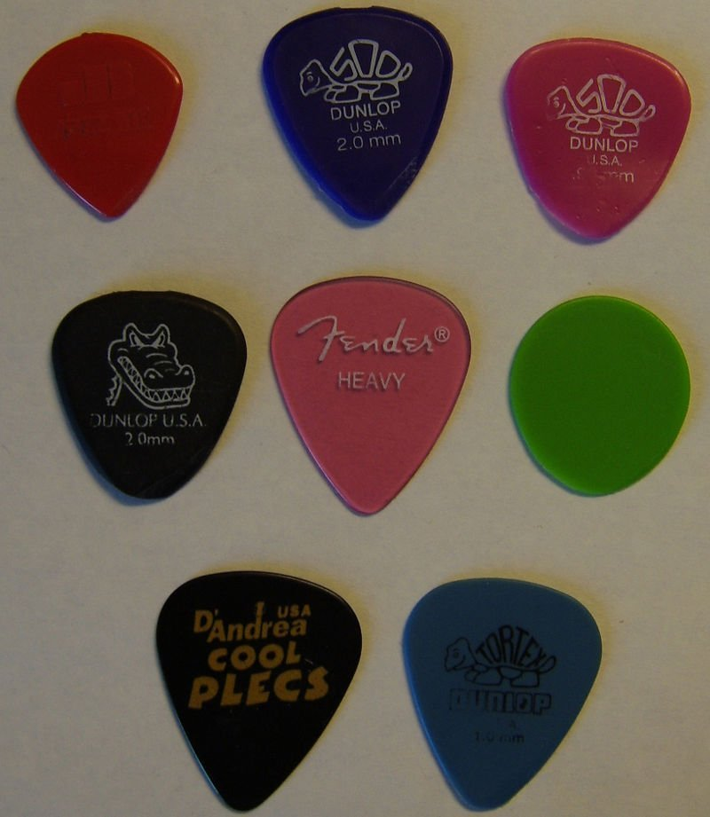 guitar picks for speed