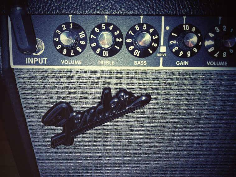 small practice amp for guitar