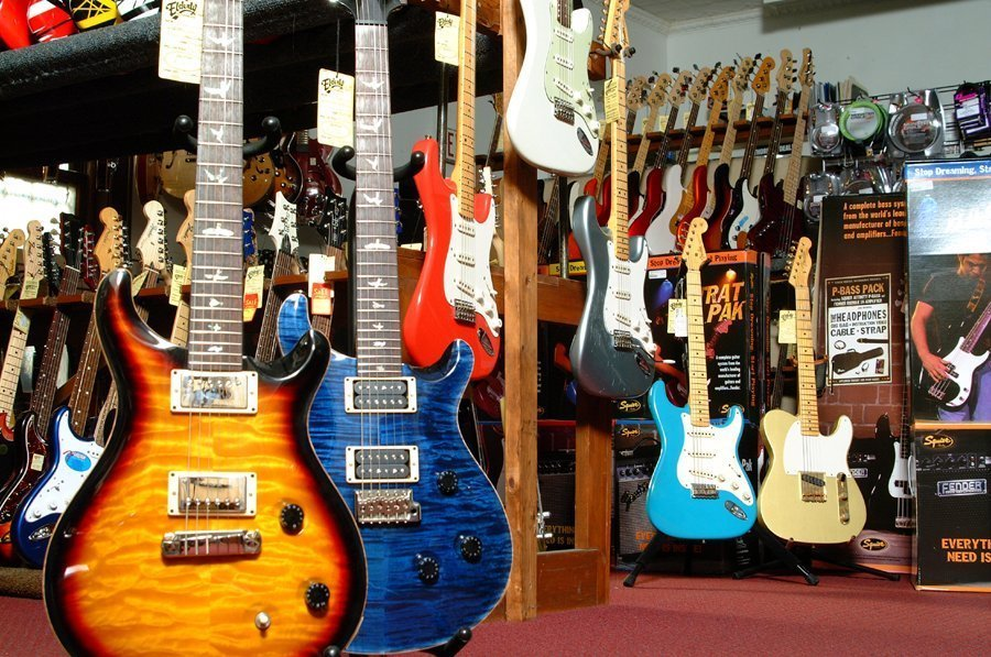 Middle Of The Road: The Best Electric Guitars Under $500