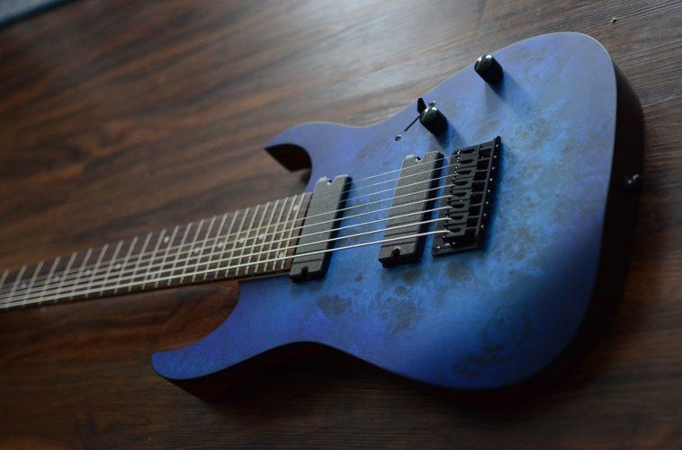 extended range guitar