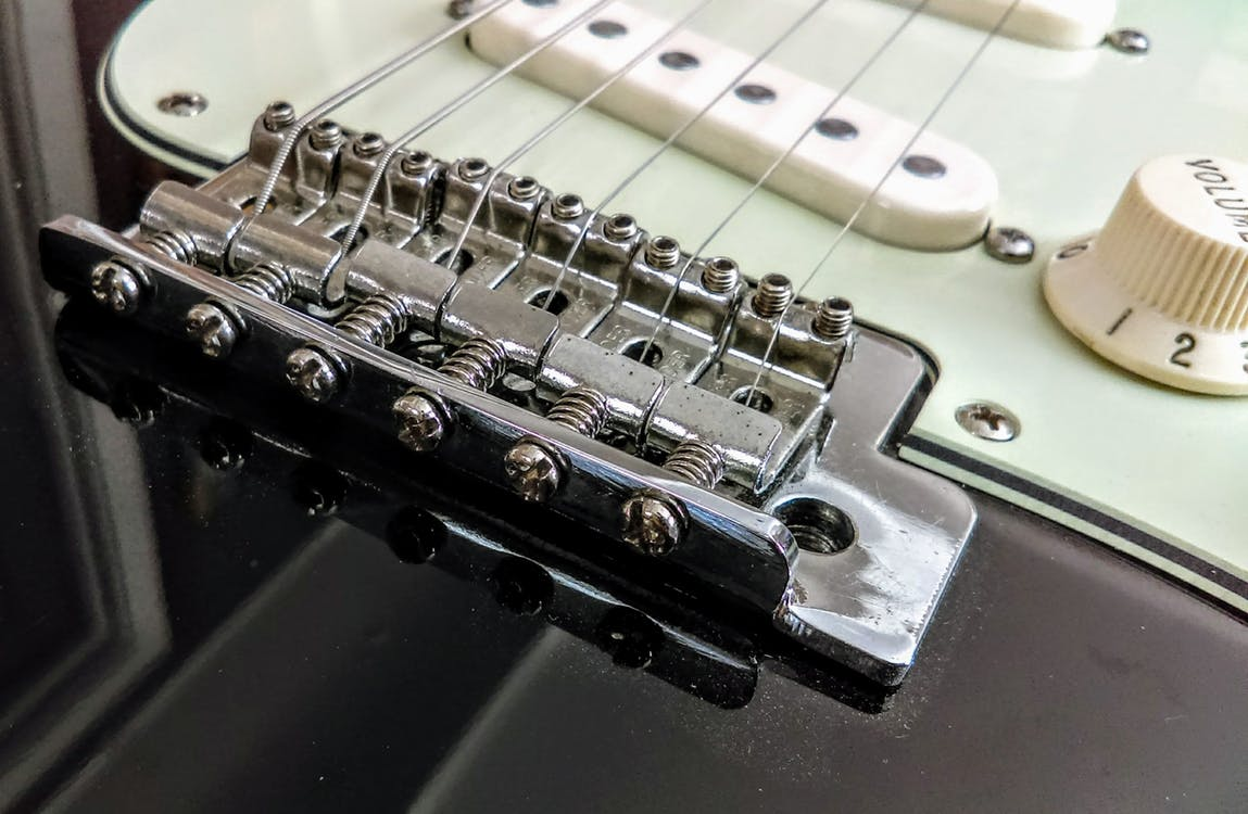 What Are The Different Kinds of Electric Guitar Bridges?