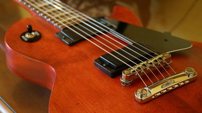 electric guitar bridges