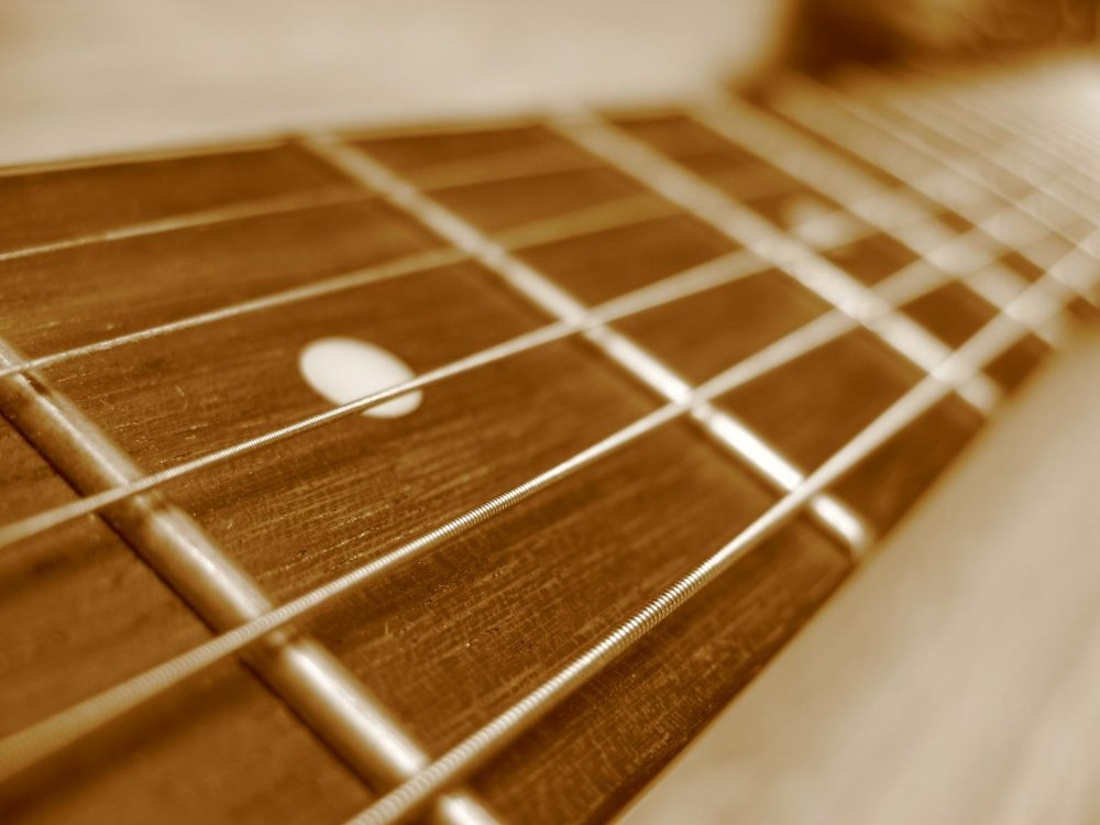 Buying A Guitar? Know The 3 Main Types of Fretboard Woods