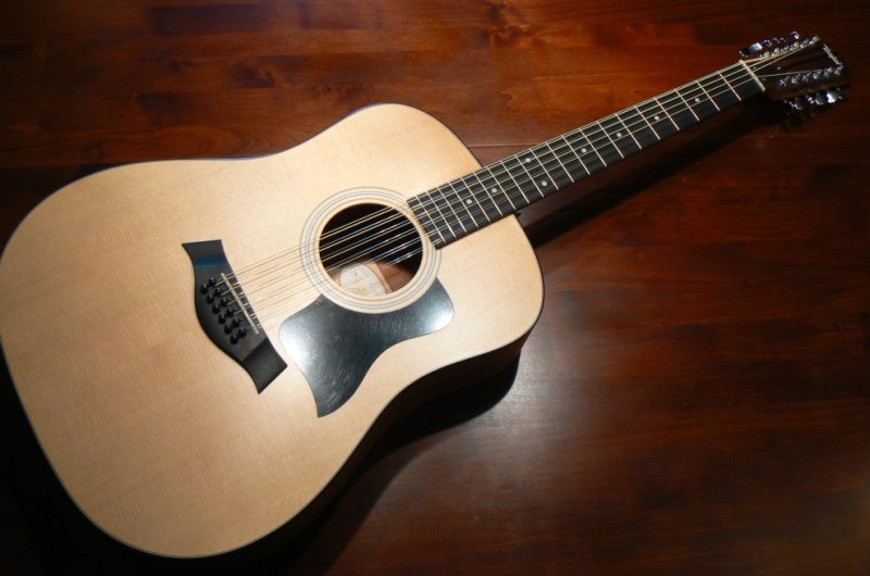 how do 12 string guitars work everything you need to know guitarmeet. Black Bedroom Furniture Sets. Home Design Ideas
