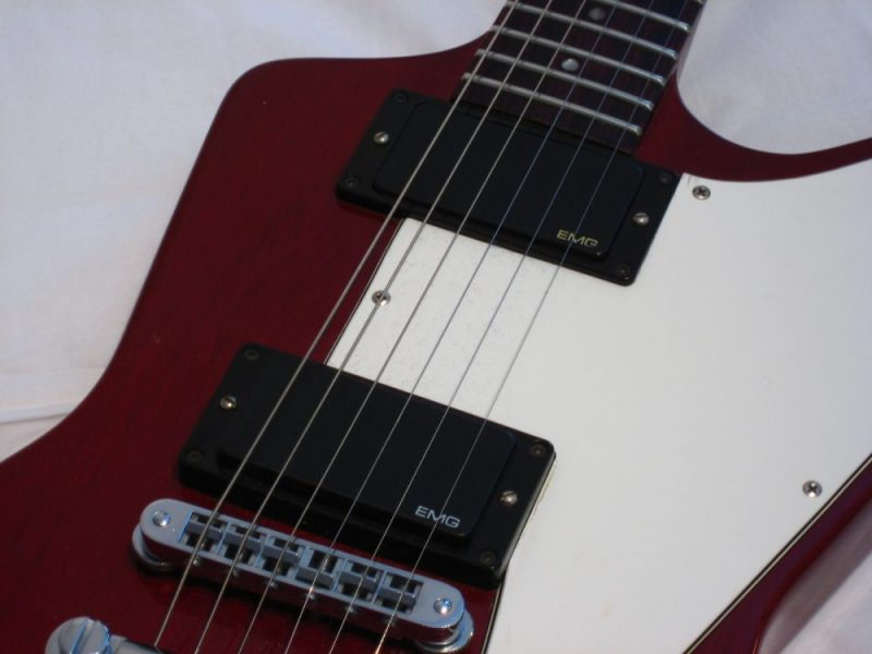 active pickups for metal