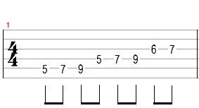 blues guitar licks