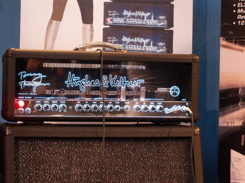 tube amp care