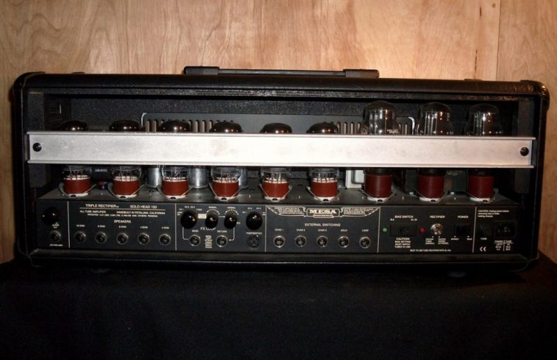 when to change amp tubes