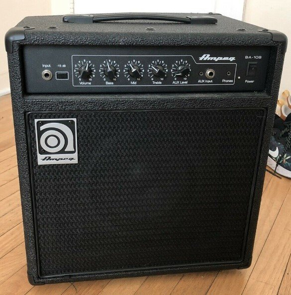 bass practice amps