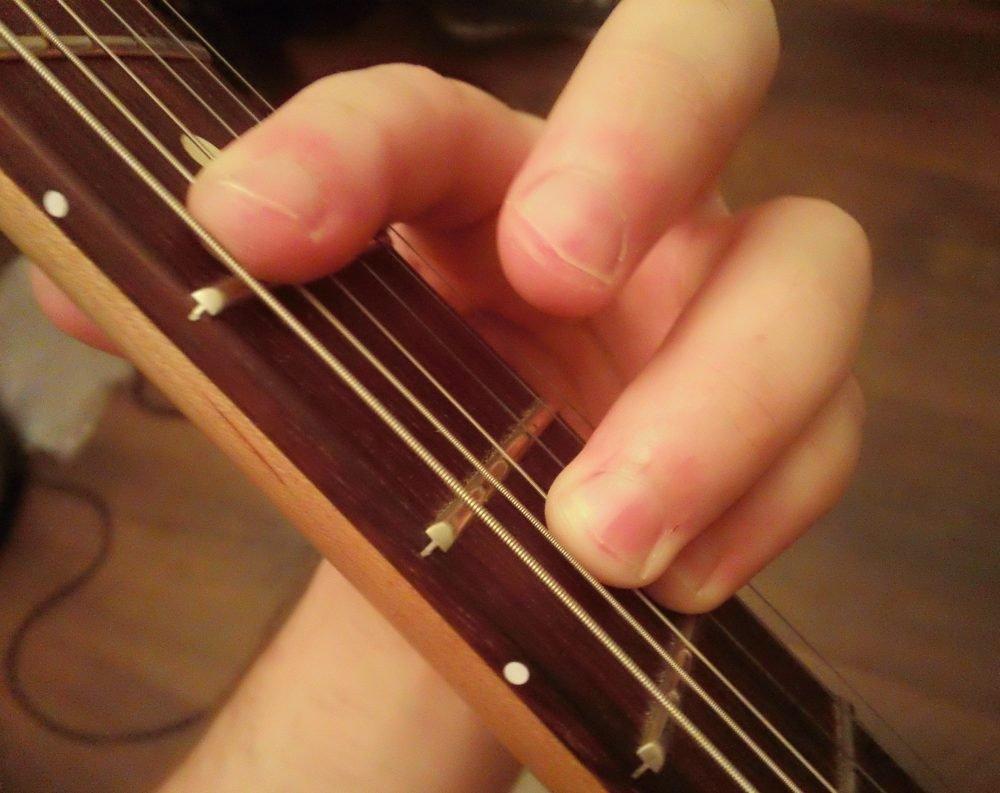 power chords guitar
