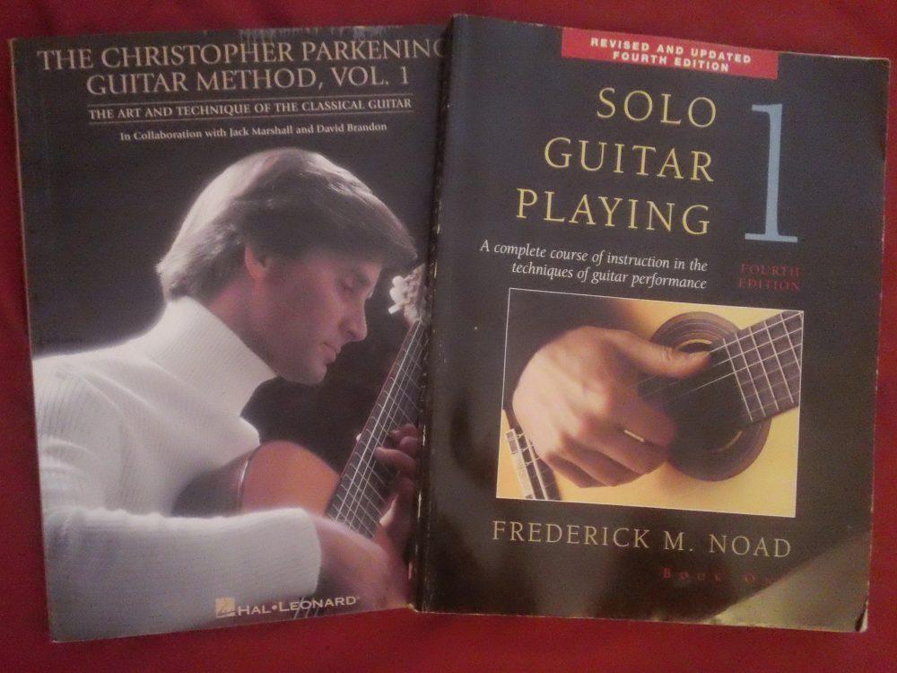 classical guitar method