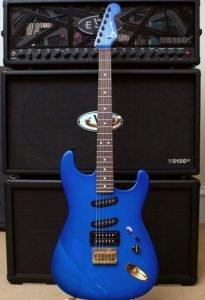 HSS guitar pickups