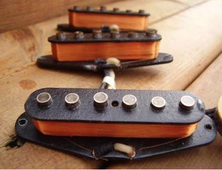 stratocaster guitar pickup