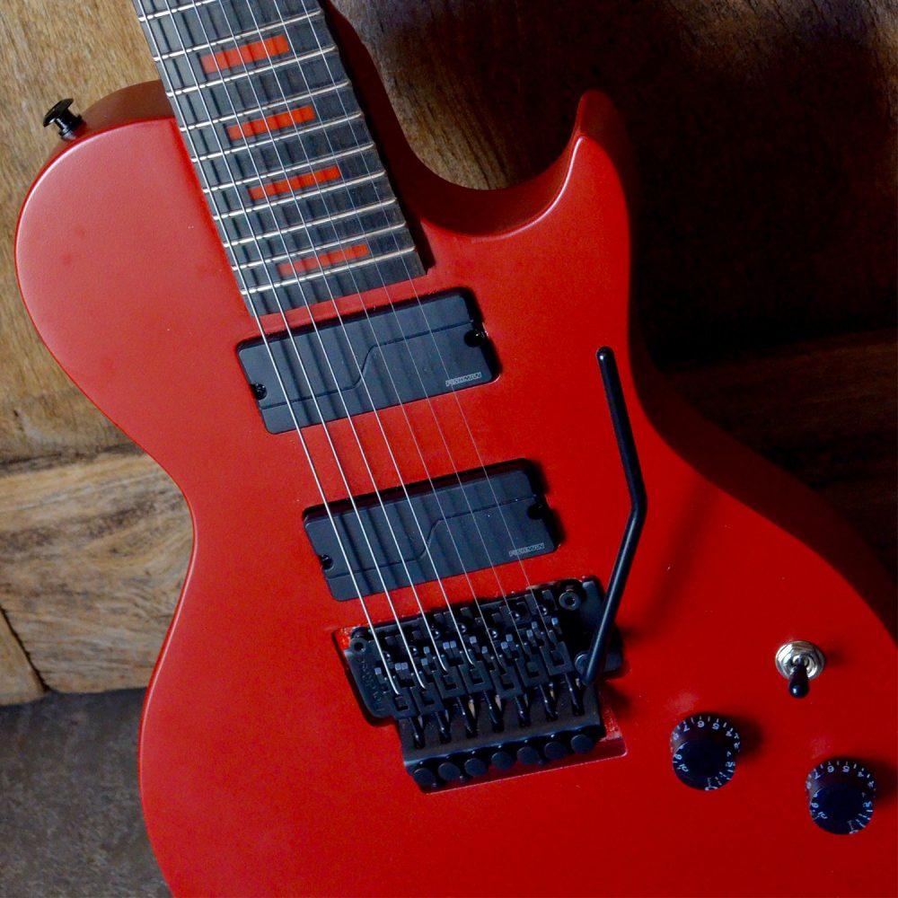 best 7-string guitar pickups