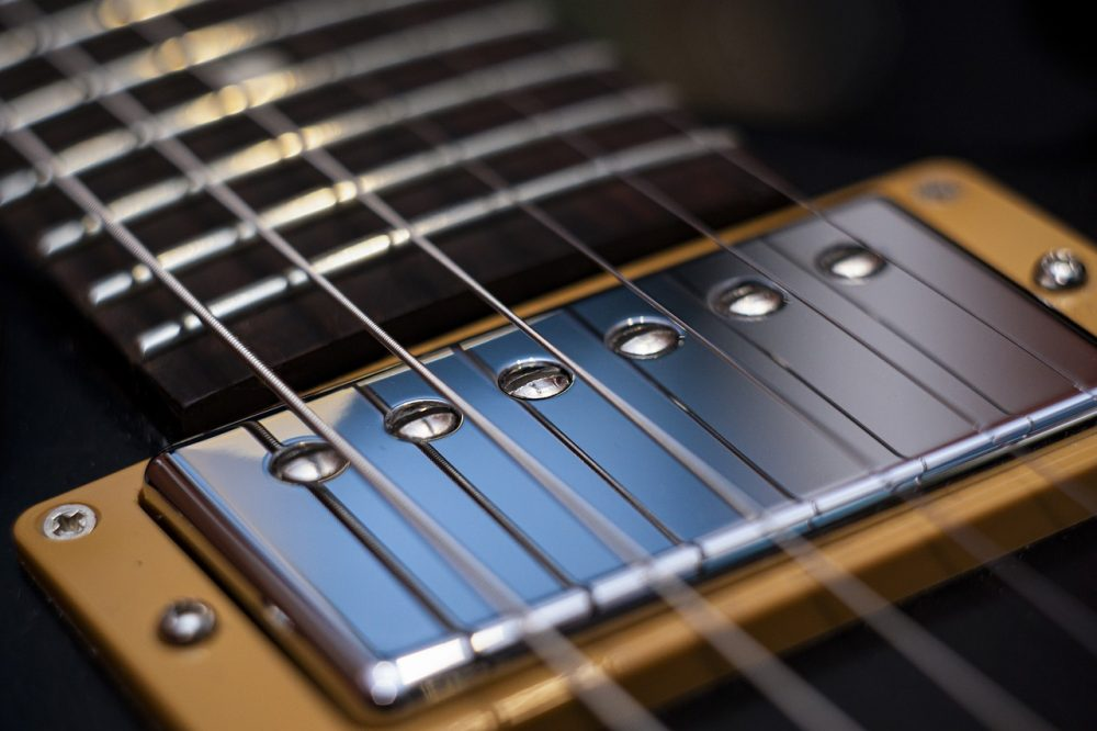 guitar pickup differences